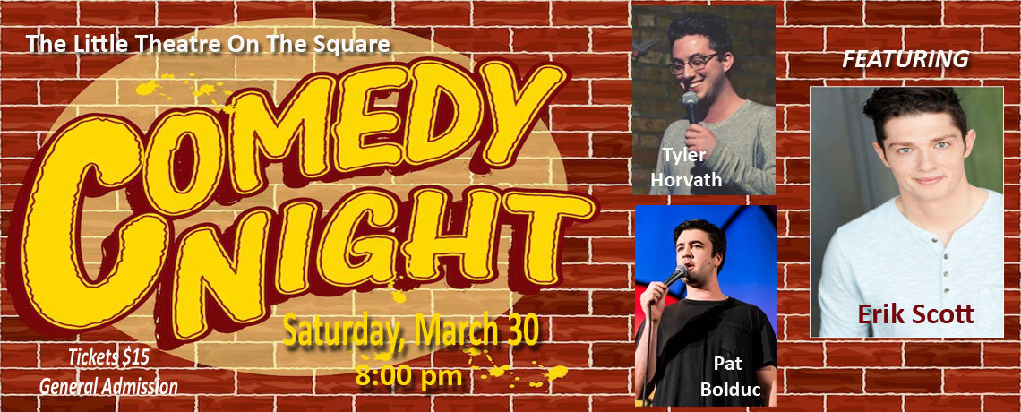 Comedy Night ~ March 30