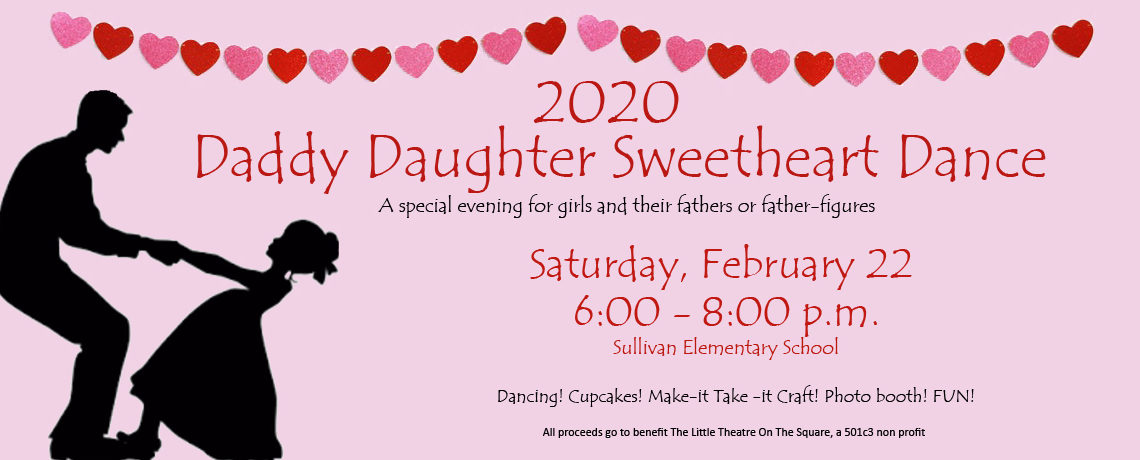 2020 Daddy Daughter Sweetheart Dance