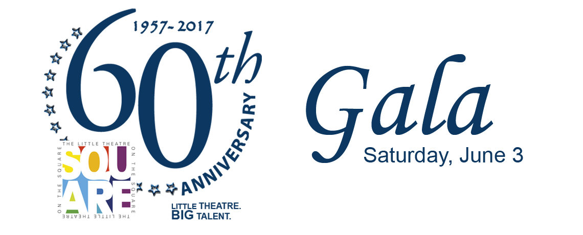 60th Anniversary Gala ~ June 3