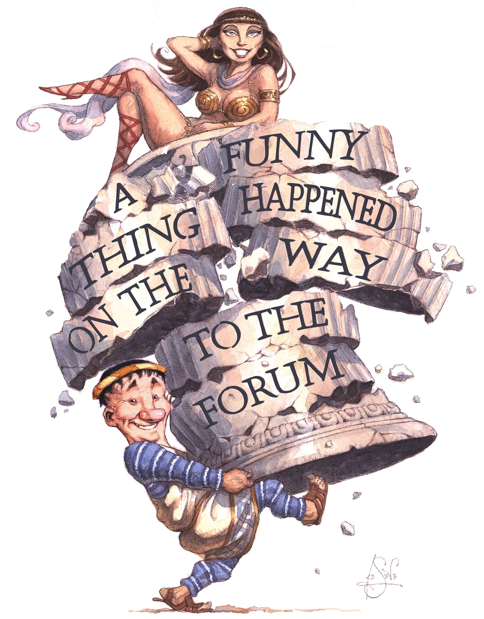 A Funny Thing Happened on the Way to the Forum (film)