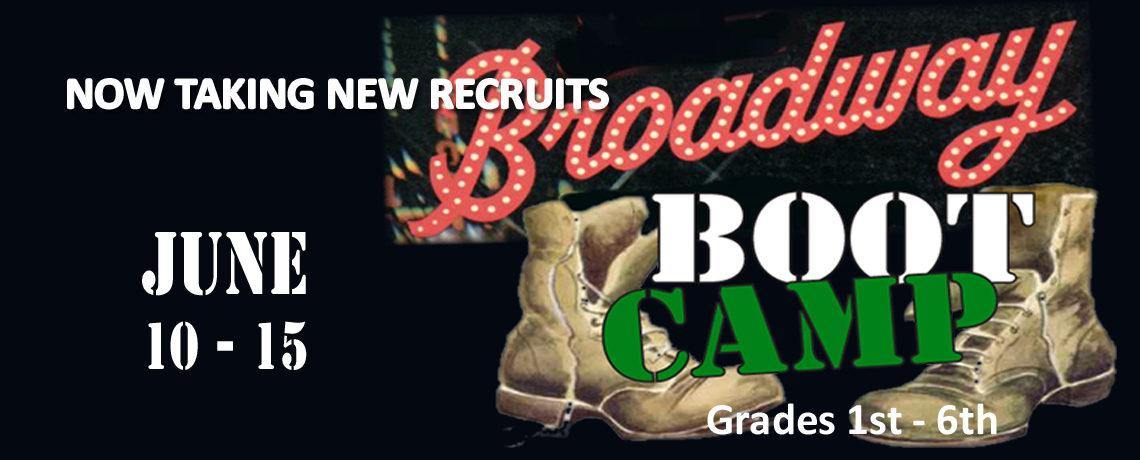 Broadway Boot Camp ~ June 10 – 15