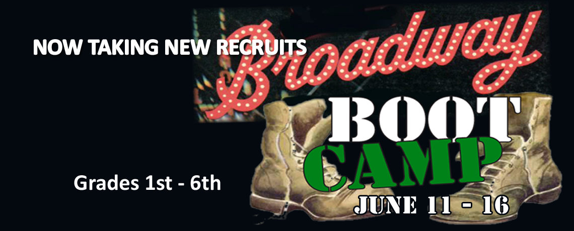 Broadway Boot Camp ~ June 11-16