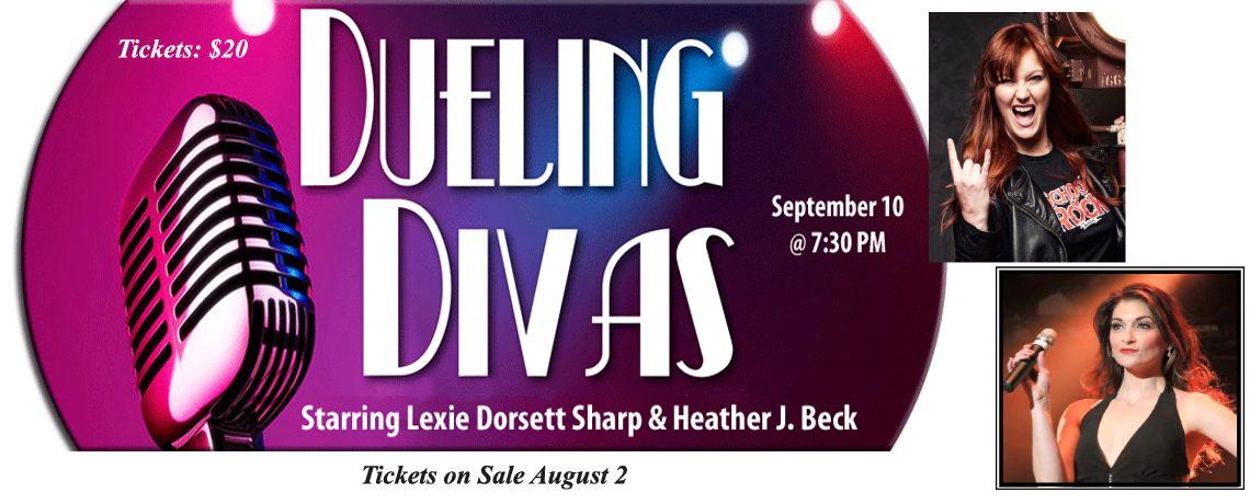 Dueling Divas ~ September 10