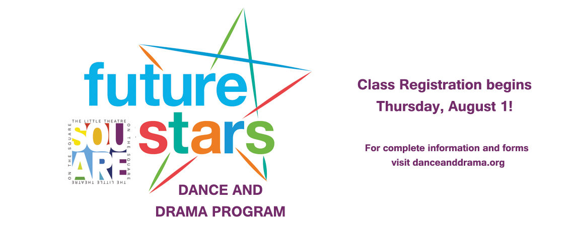 Future Stars Dance and Drama Registration