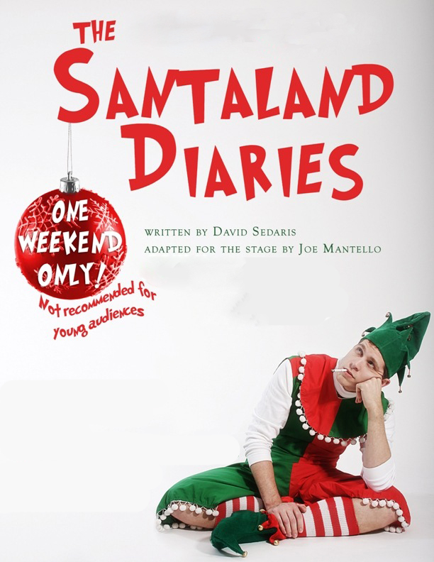 david sedaris essay on being a macy elf David sedaris sympathizes in david sedaris' the santaland diaries & seasons the now-famous humorist wrote an autobiographical essay about being broke and.