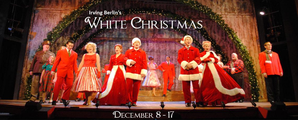 White Christmas ~ December 8-17